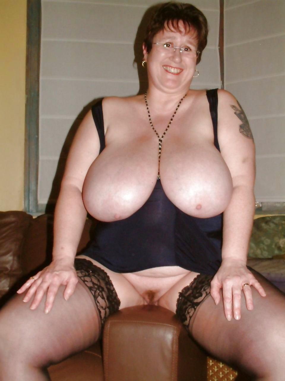 Grannies Big Tits