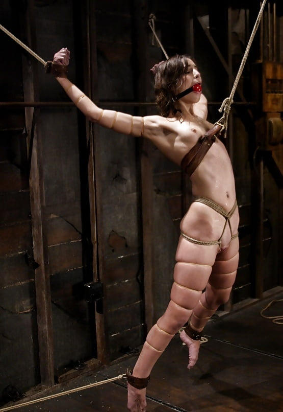 Bondage stories scarecrow, full length younger shemale