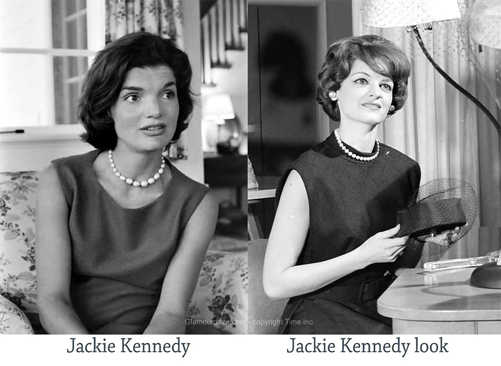 Jackie kennedy naked pictures
