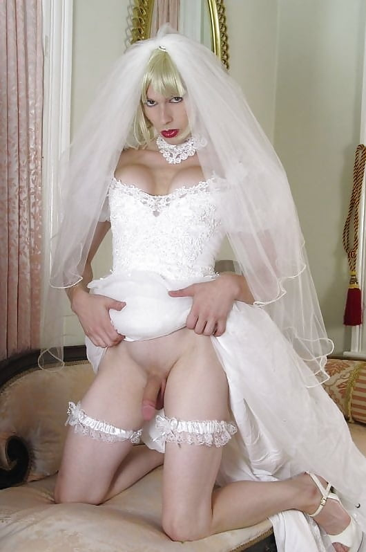 Bride photo shemale — photo 12