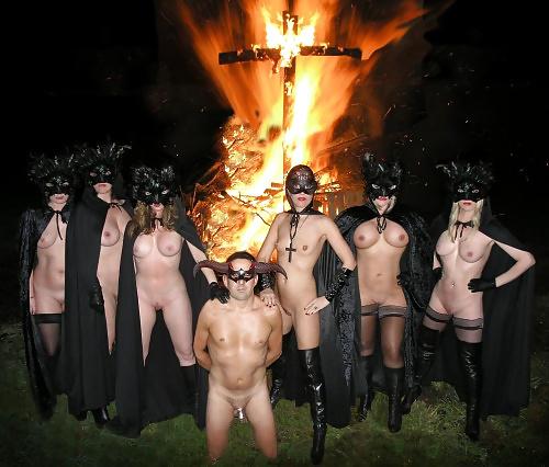 только что порно оргии сатанистов упражнения