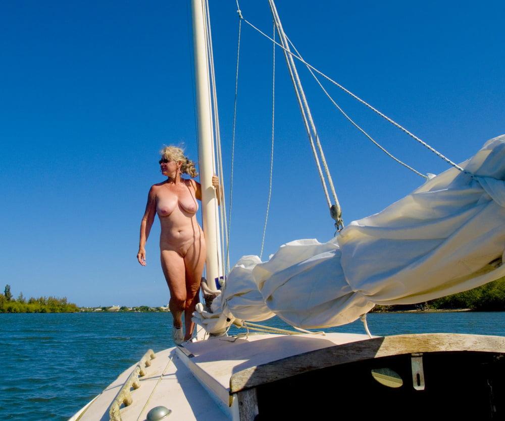 Nude Sailing Photos