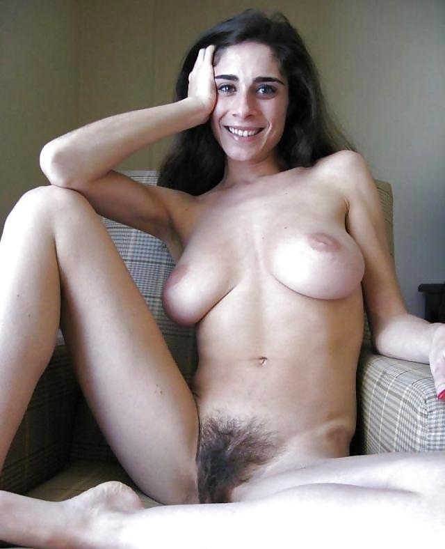 Teen hairy pussy