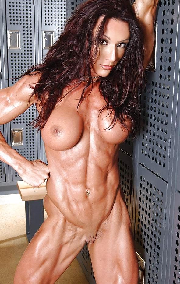 Best nude muscular bodybuilding women naked buff babehot fit girl