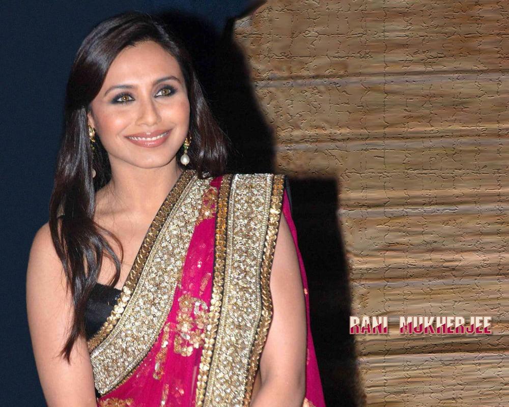 Rani mukherjee naked boobs-8801