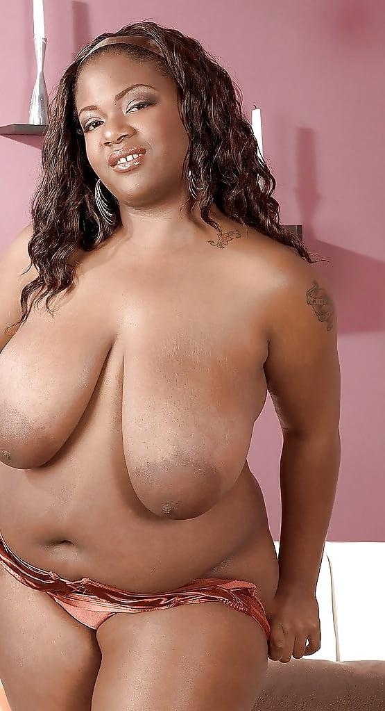 Small Black Girl Big Tits