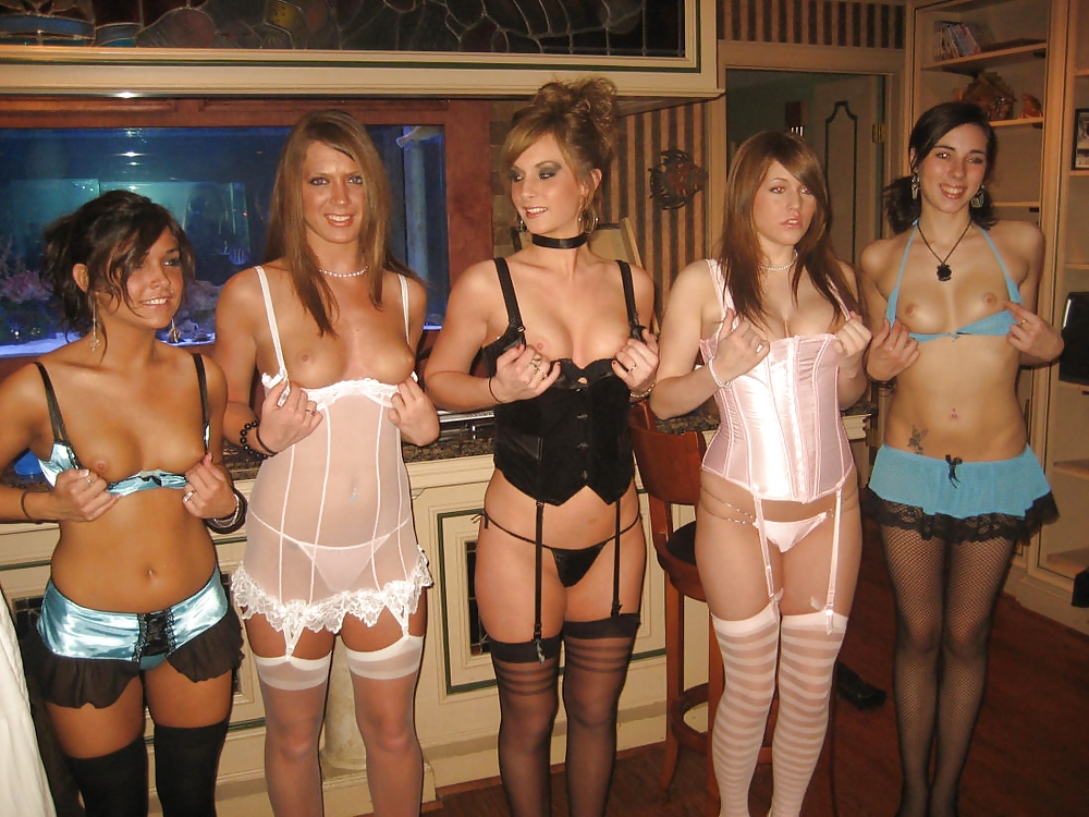 party Naked lingerie