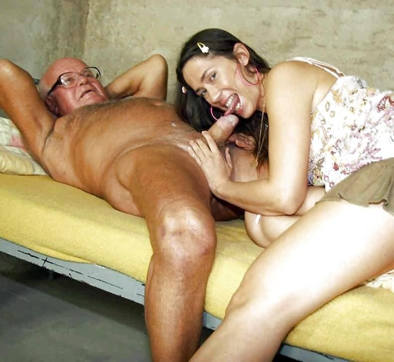 Young girls old big cocks — 13