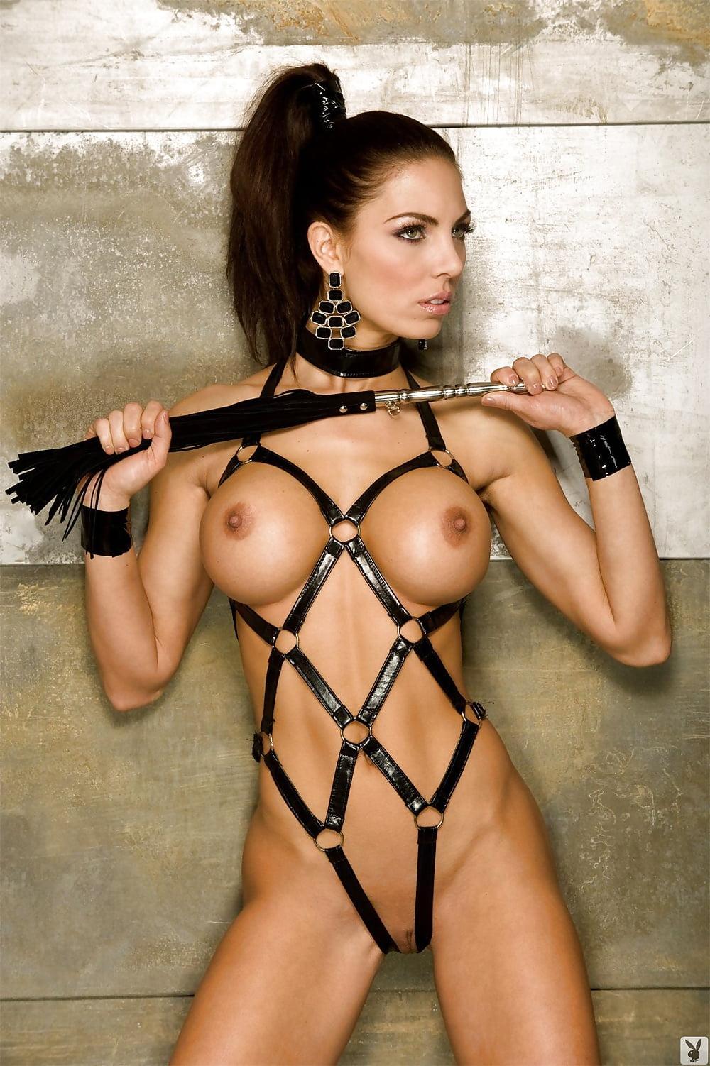 Naked salma hayek in bondage chested