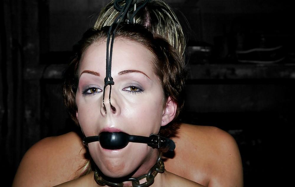 Bdsm nose ring chain mega porn pics