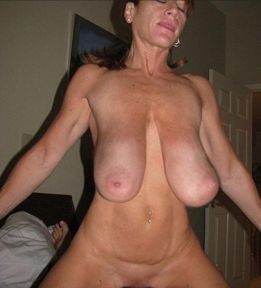 Busty Older Nude