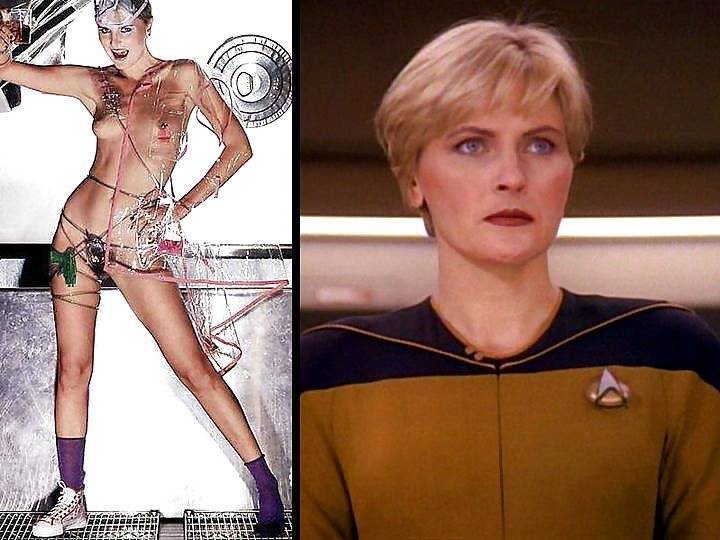 Star trek voyager women nude fake pictures