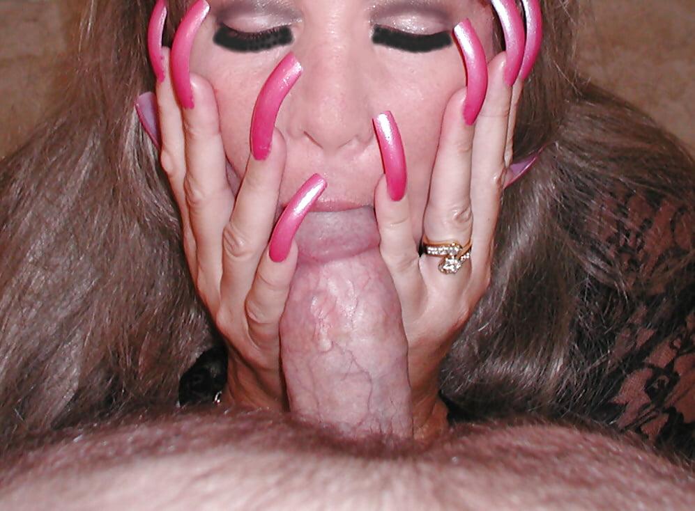 Sexy sexy nails sex — 10