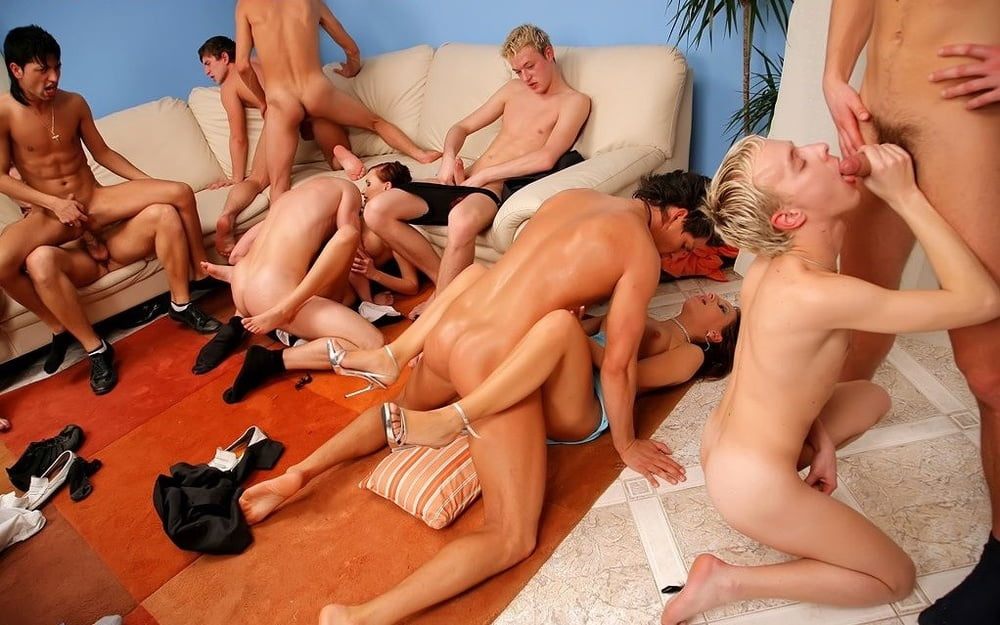 Bisexual swingers