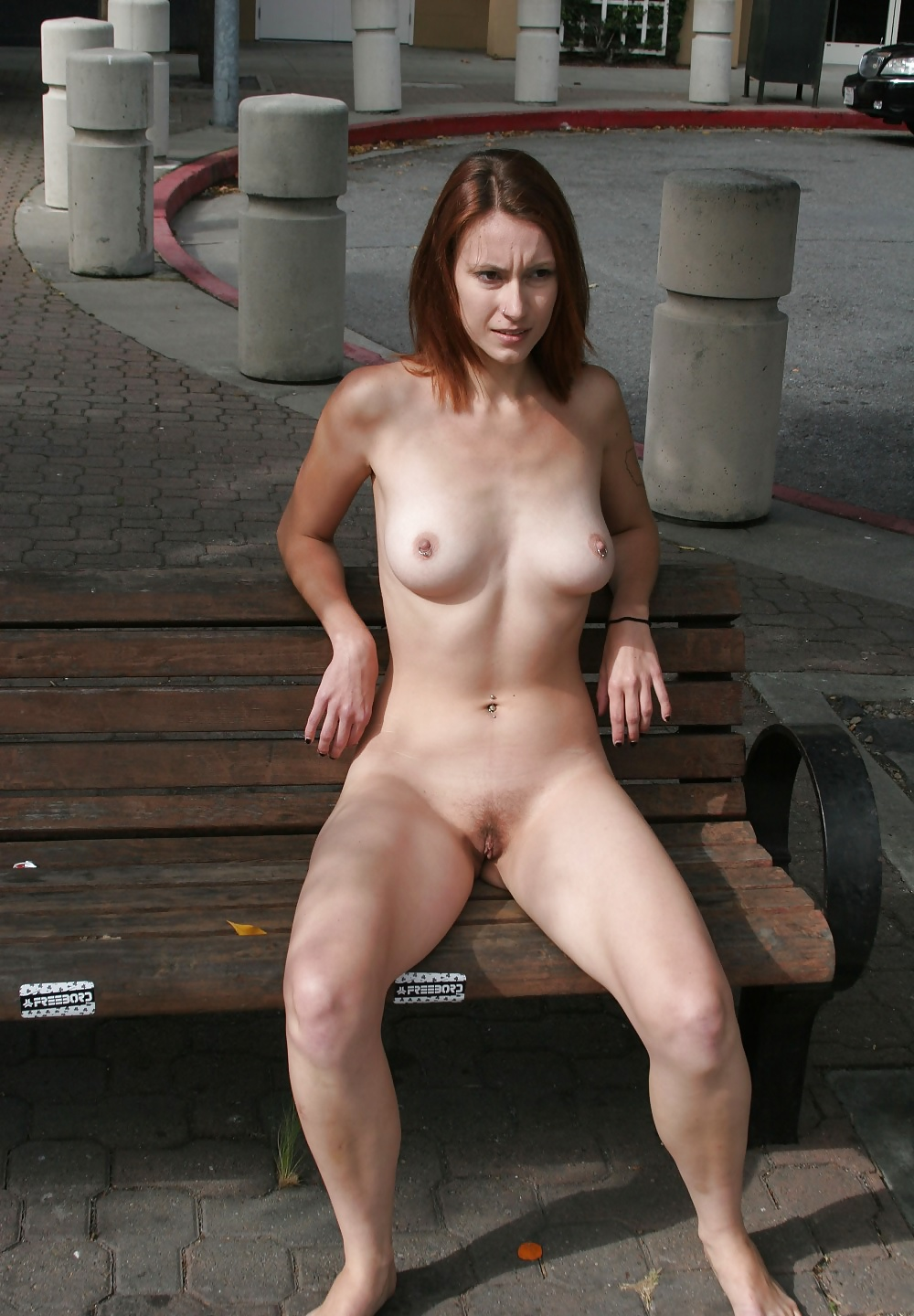 Naked ladies in public places-1628