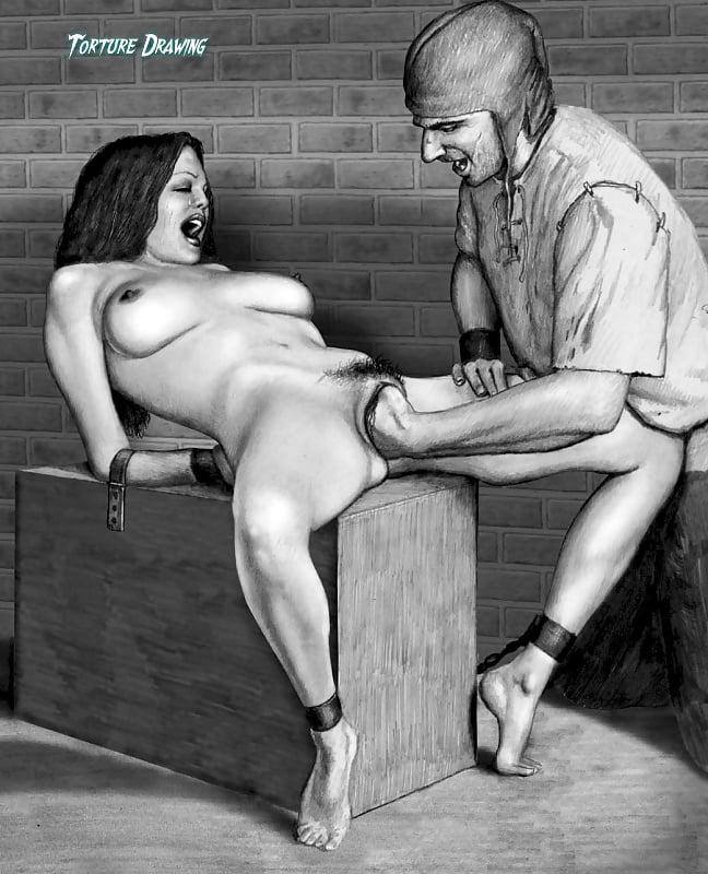 Порно беспощадная порка инквизиции 6
