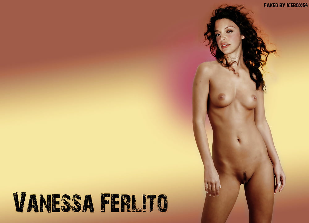 Vanessa Ferlito Naked Nude