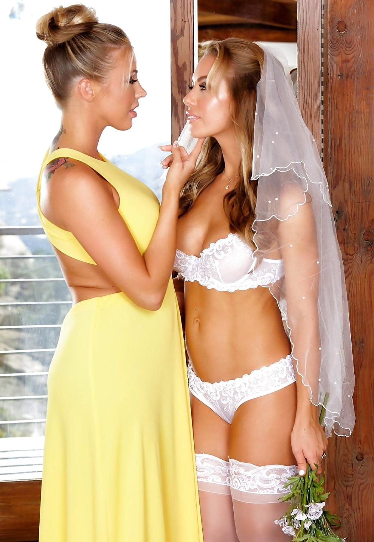 Lesbian bride porn-6296