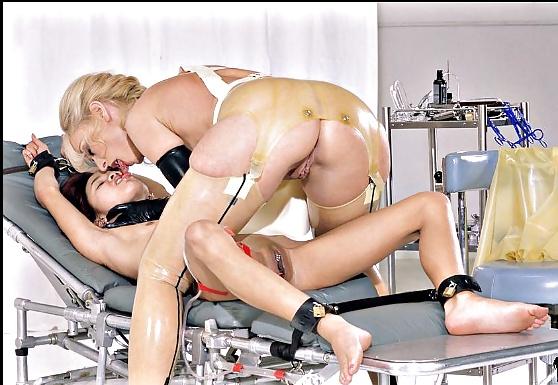 Huge tits lesbian pics-9807
