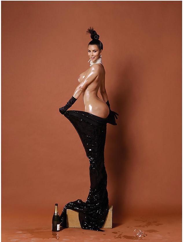 Superstar Pictures Of Kim Kardashian Naked Scenes