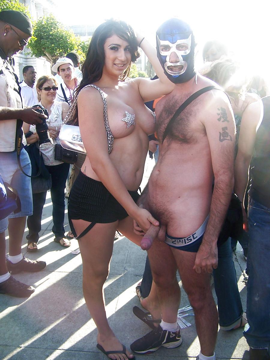 Nudist Grabbing Dick Photos Gallery