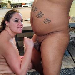 Wife Sucking And Fucking Her BBC Boyfriend