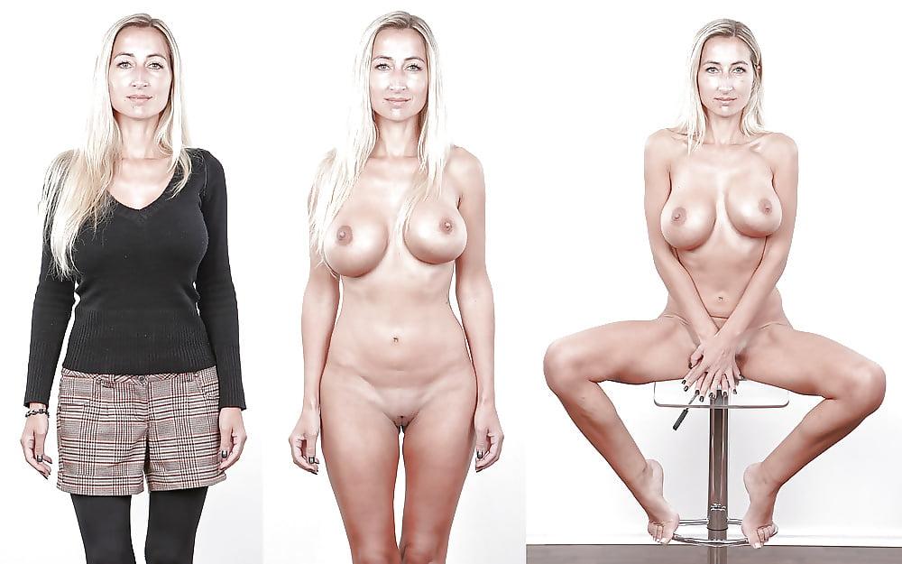 Milf casting porn photos