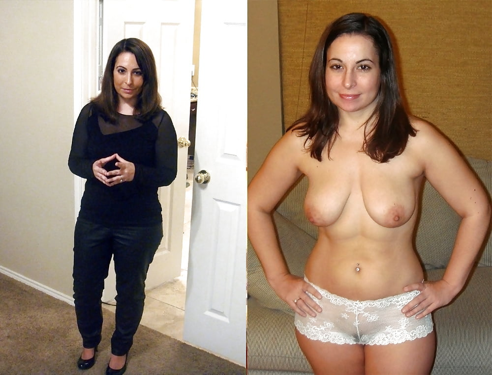 Nude women before and after