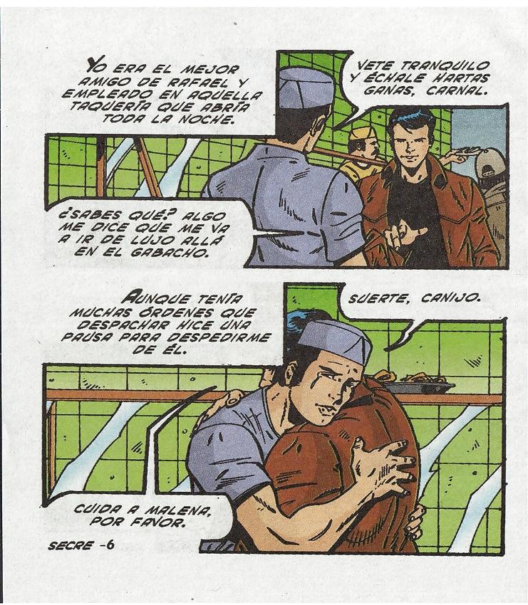 Los secretos obscenos de cuba scena - 2 part 2