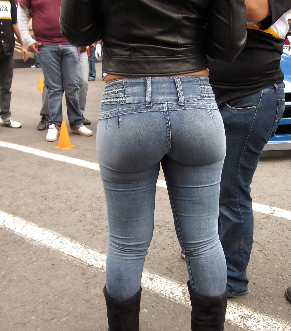 Thong pants
