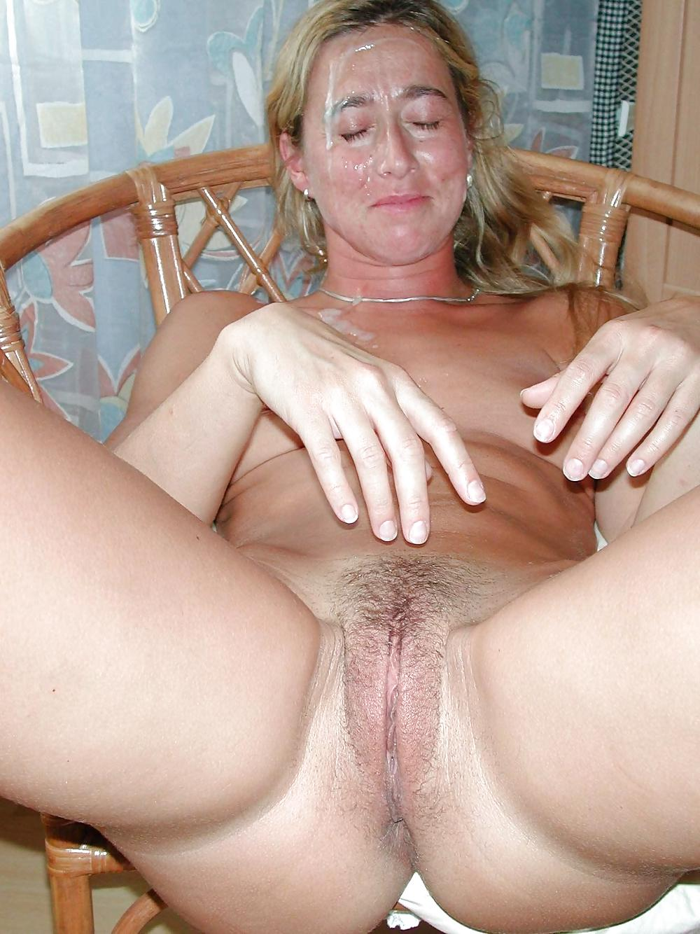 Lesbian milf moms