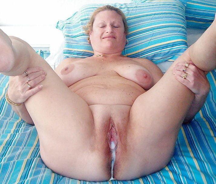 Mature Creampie Bbw