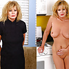 milf and mature dressed and undressed 3