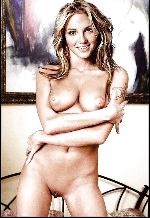 Britney fair nude picture spear vanity