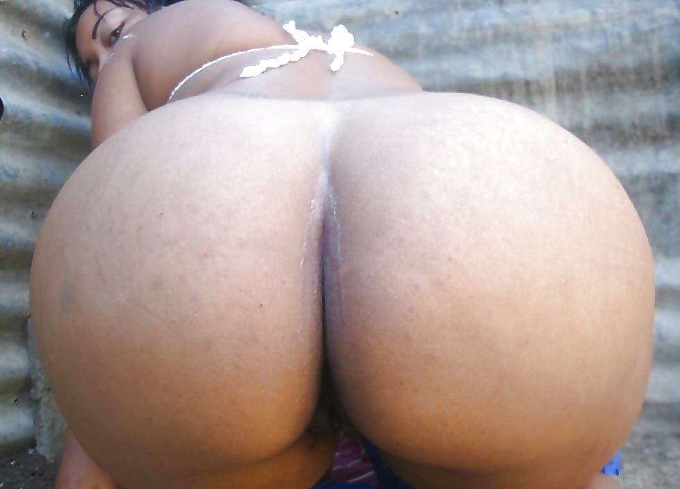 Naked dominican ass #15