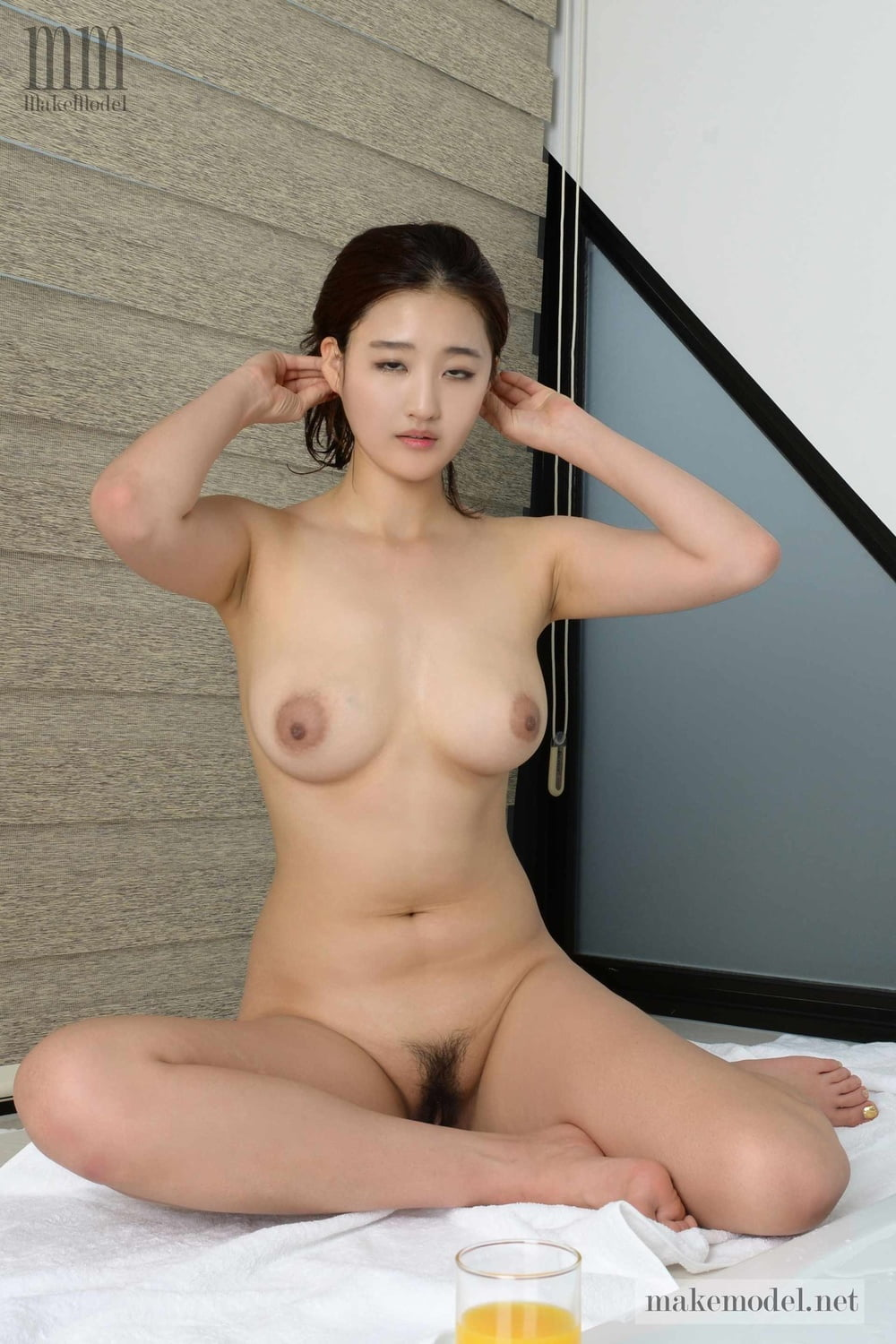 Korean beautiful nude-5310