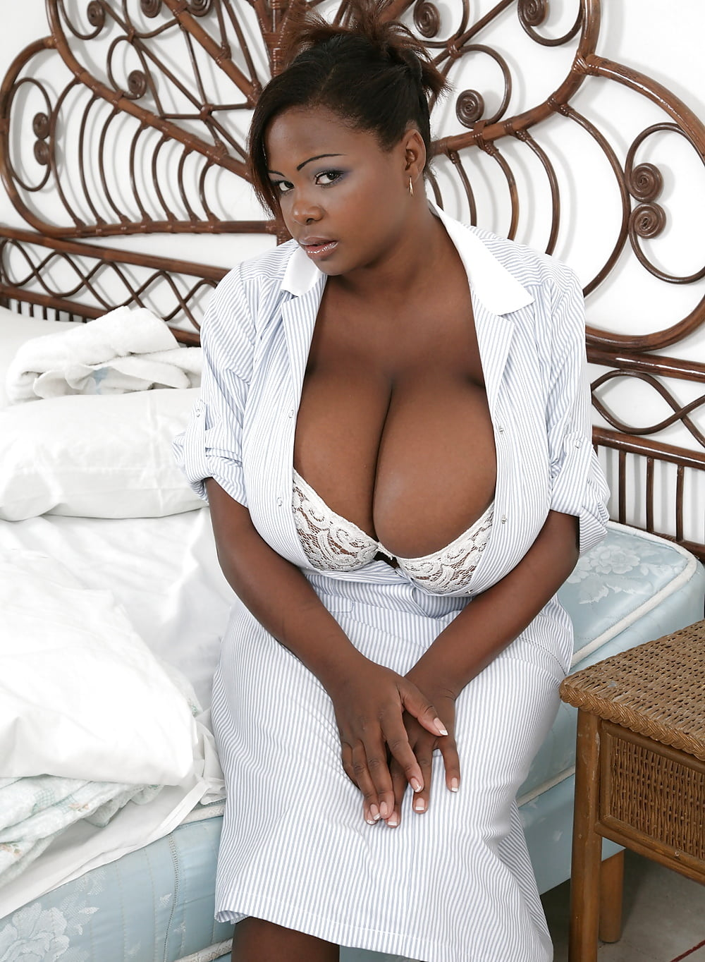 Miosotis black ebony, youngest cg model girls