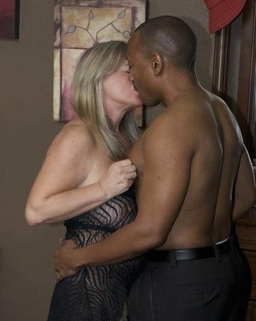 White wife black man