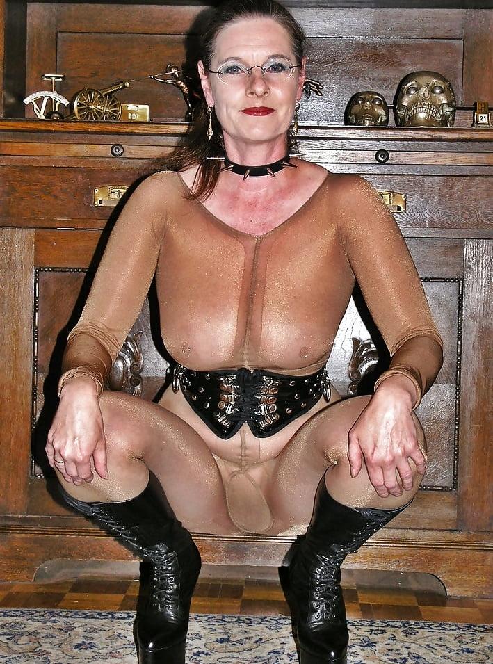 Pantyhose encasement porn-7360