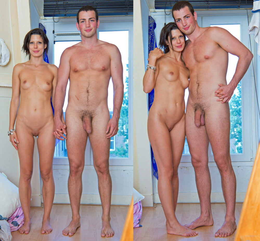 Dressed And Naked In Pairs