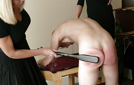 who Dominant spank ladies