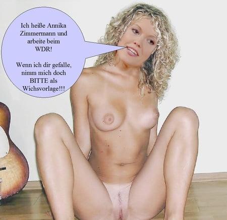 Annika Zimmermann Sexy