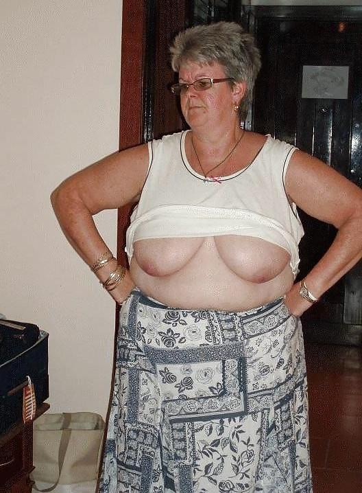 Big fat busty grannies
