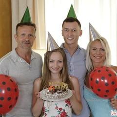 Birthday Celebration In Odd Family