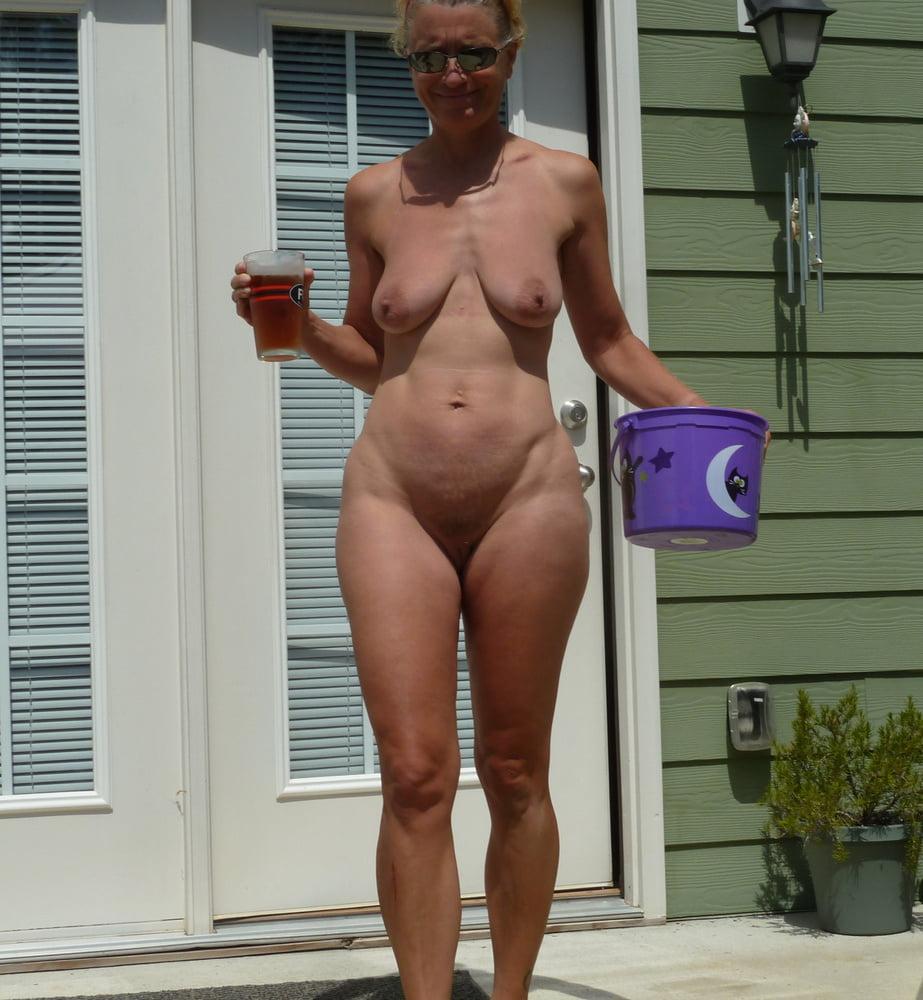 Older Gray Hair Nude