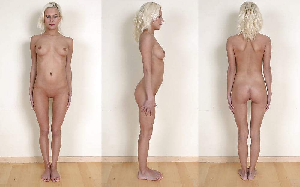 Kalinda strader posing naked
