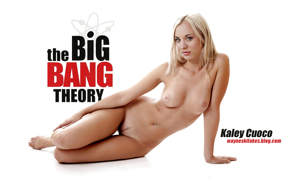 Kaley cuoco nude movies #10
