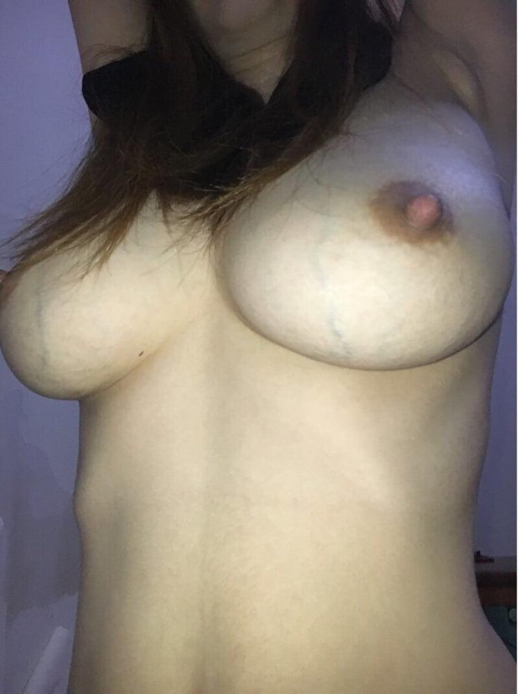 Hot amateur asian boobs