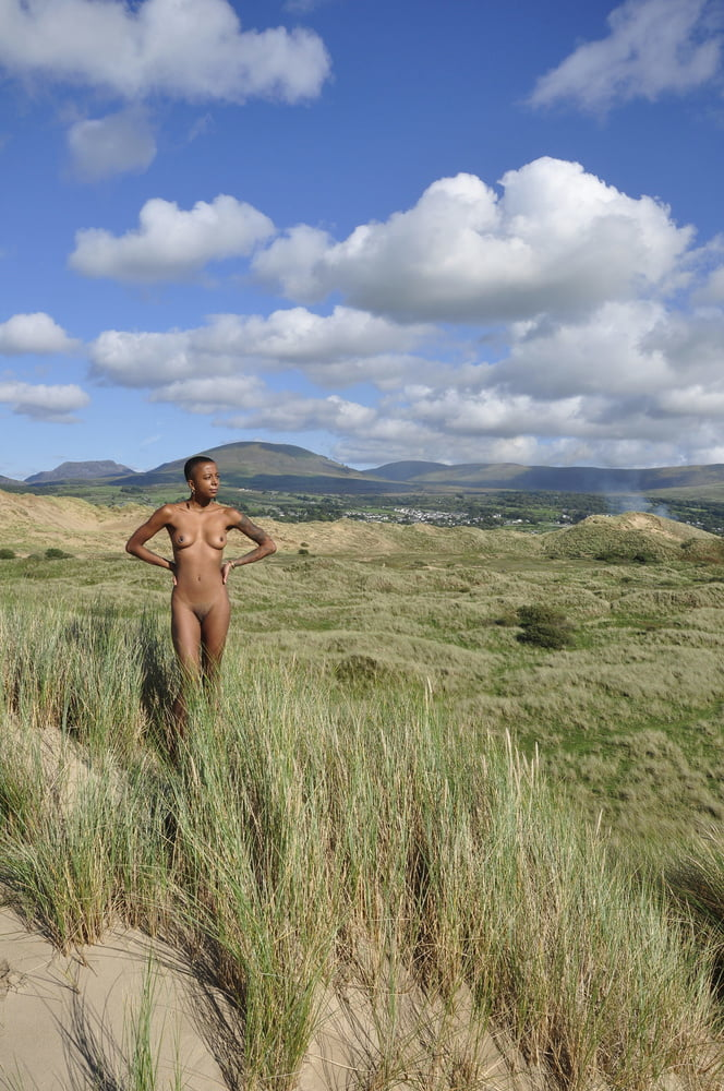 Nude girls in nature pics