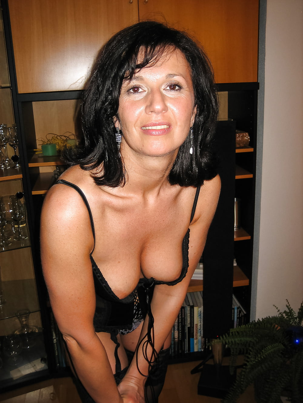 Sexy Mature French Wife Nadine - 40 Pics  Xhamster-8705